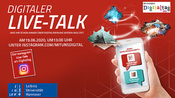 Digitaler Live-Talk am 19.06.2020