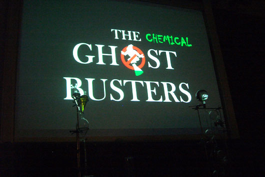 Foto: Chemical Ghost Busters