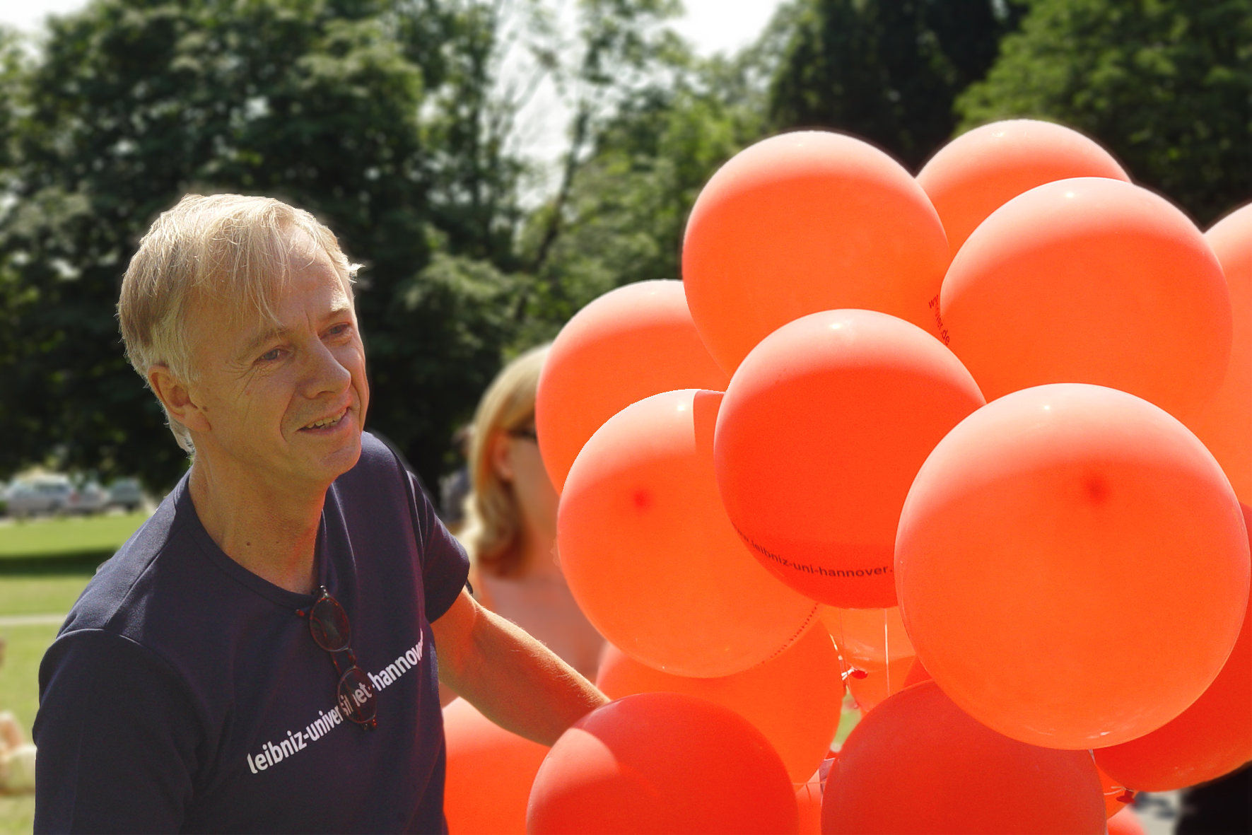 Fotos der ballon aktion zum download